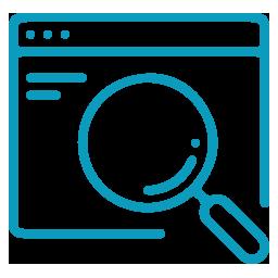 Check Local Search Icon