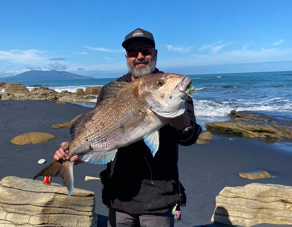 Good fishing spots in Raglan